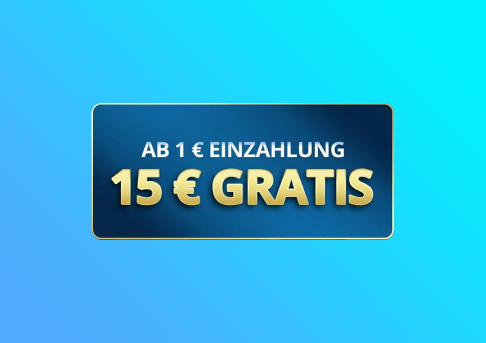 15 Euro Casino Bonus