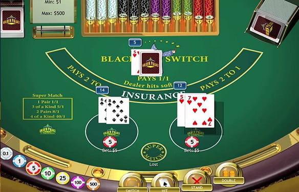 Spielen sie Double Attack Blackjack Online bei Casino.com Österreich