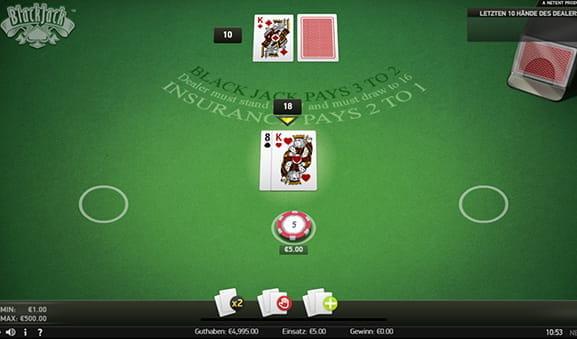 3 Hands Blackjack Test Gratis Um Echtgeld Online Spielen