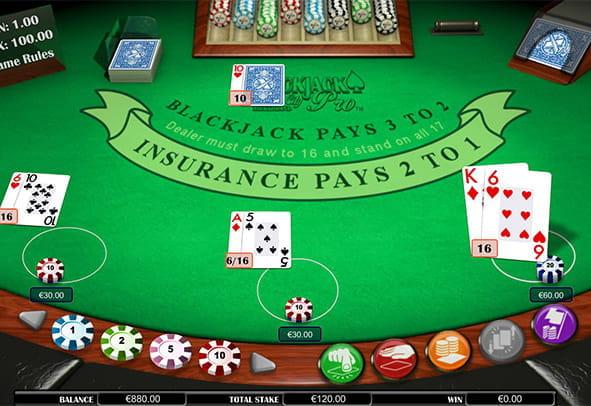 Das beliebte Atlantic City Blackjack – alle Details zum Spiel