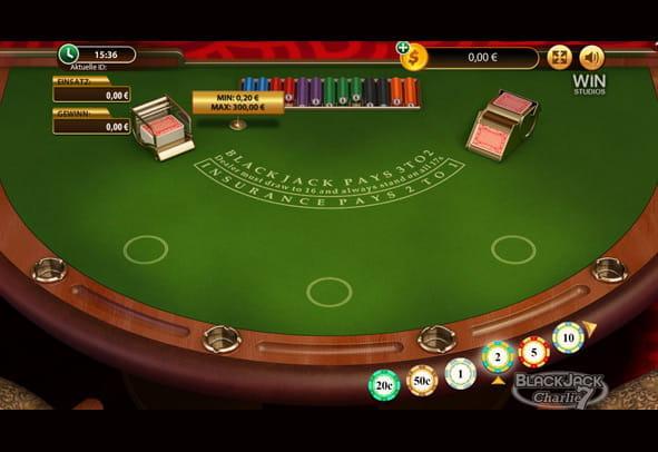 Kostenlos Blackjack Spielen Deutsch