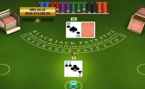 Online Black Jack mit Lizenz: Hier dürfen deutsche Spieler ihr Glück versuchen