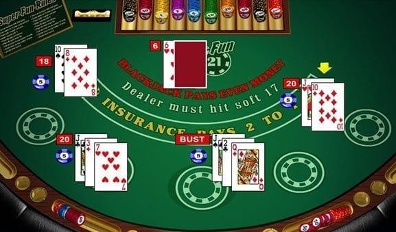 Das Beste Online Blackjack Ein 500€ Casino Bonus