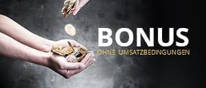 Online Casino Umsatzbedingungen