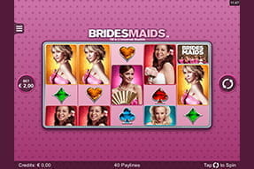 Das Game Bridesmaides beim All Slots mobile Casino
