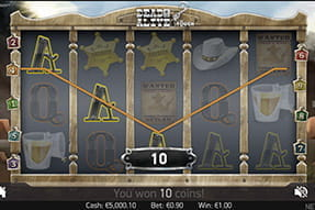 Dead or Alive Slot Game in der bwin App
