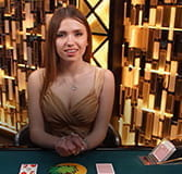 Live-Dealer Veronica von Casino Cruise