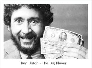 Ken Uston schrieb 1977 das Buch The Big Player