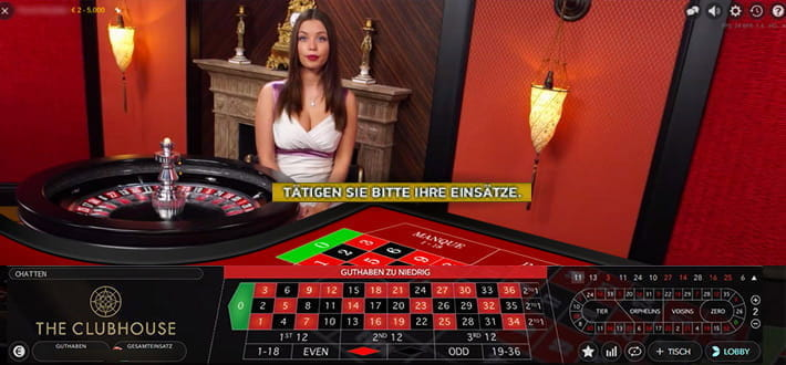 Spin casino game