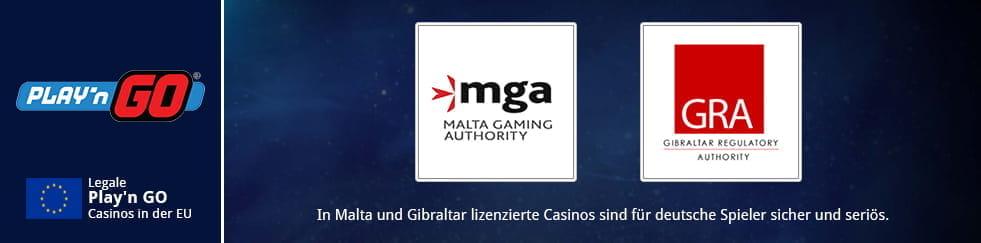 Online Casino Sitz Deutschland