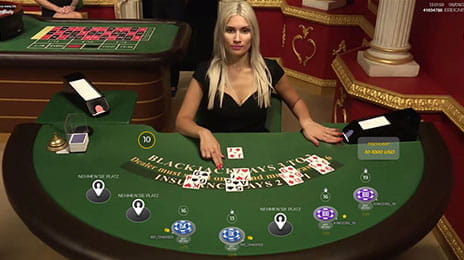Safe online casinos blackjack