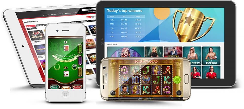 Die besten Online Casinos 2020 im Test