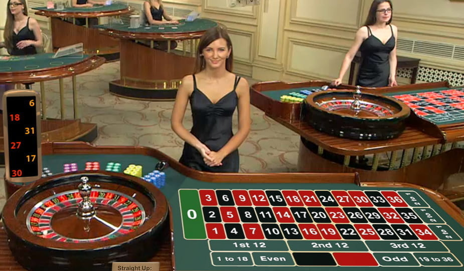 Hochqualitative Live Roulette Spiele