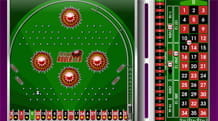 Roulette als Pinball-Variante, nur möglich in Online Casinos