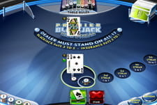 Premier Blackjack bei CasinoCruise zocken