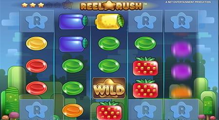 Reel Rush Slot - NetEnt Casino - Rizk Online Casino Deutschland