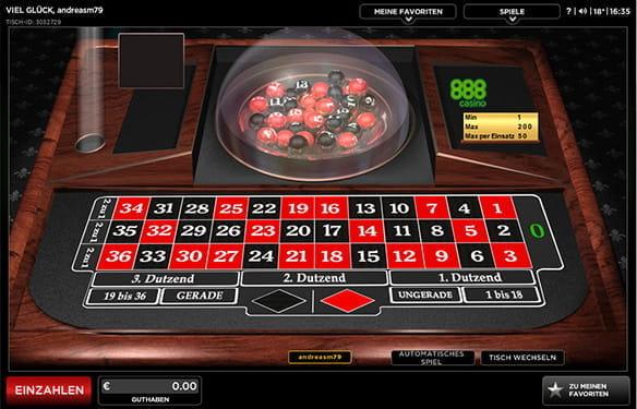 Roulette mit leiter online