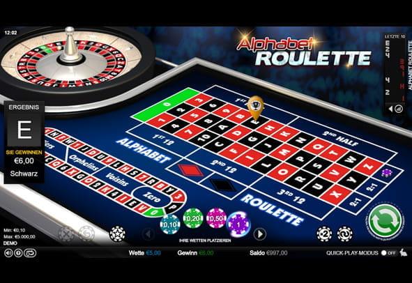roulette spass spielen