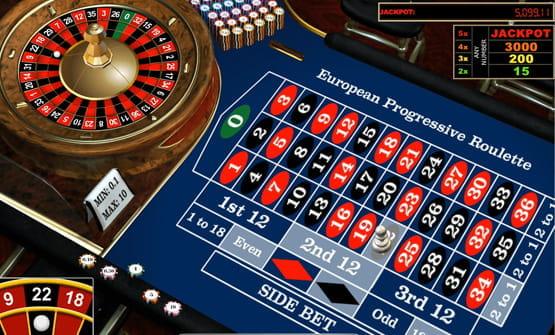 european roulette casino