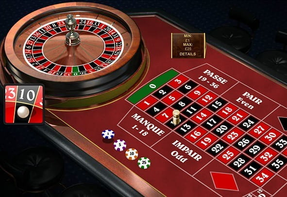 roulette spielen im internet