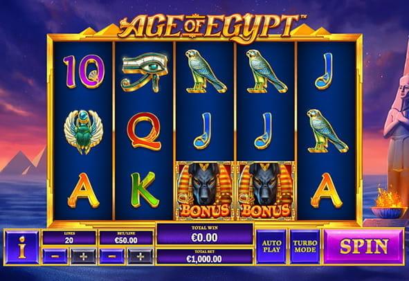 Spiele Book Of Egypt - Video Slots Online