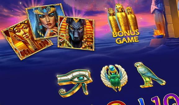 Spiele Dawn Of Egypt - Video Slots Online