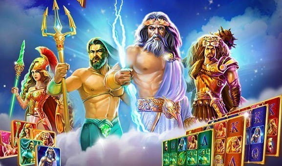 Age of the Gods Slot im Internet spielen