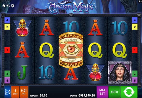 Spiele Ancient Magic - Video Slots Online