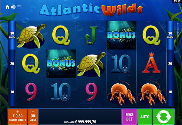 Spiele Atlantic Wilds - Video Slots Online