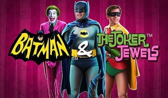 Batman and the Joker Jewels im Internet spielen