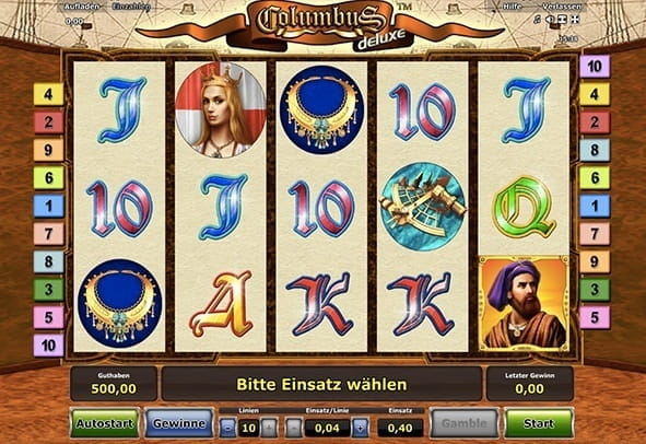 casino online slot jetzt spilen
