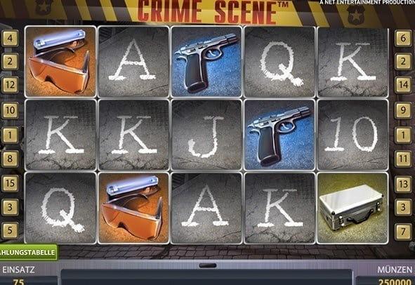 Crime Scene Slot - NetEnt Casino - Rizk Online Casino Deutschland