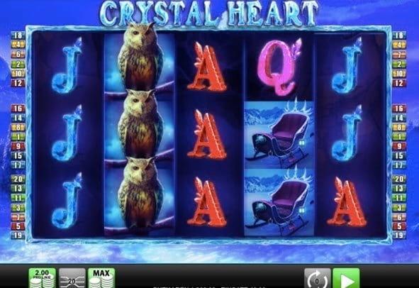 Spiele Crystal Heart - Video Slots Online