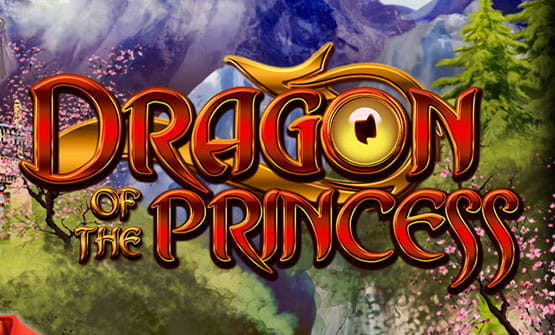 Das Logo des Slots Dragon of the Princess.