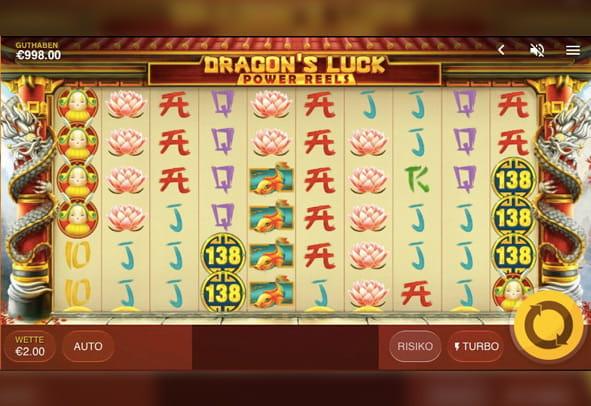 Spiele DragonS Luck - Power Reels - Video Slots Online