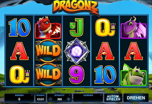 Spiele Dragonz - Video Slots Online