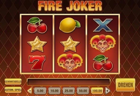 fire goddess online slot spielen