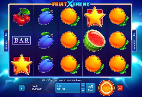 Spiele Fruit Xtreme - Video Slots Online