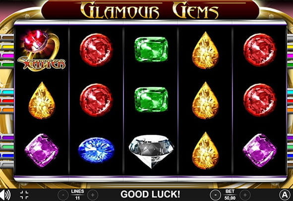 Spiele Mysterious Gems - Video Slots Online