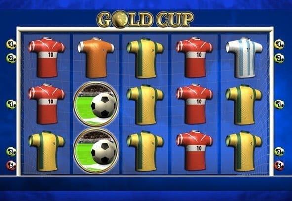 gold cup spielen