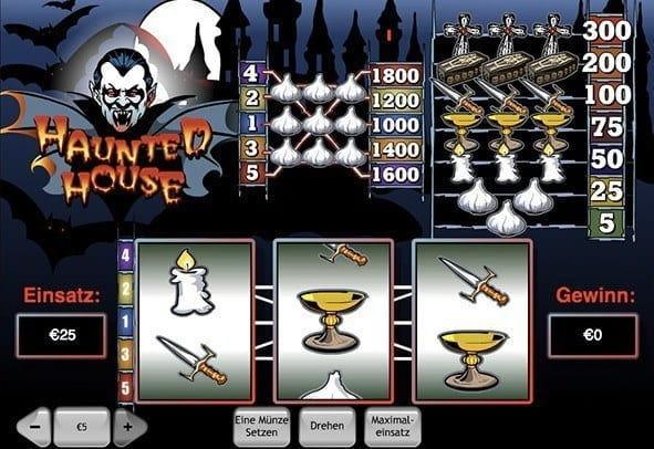 house of doom slots kostenlod spielen