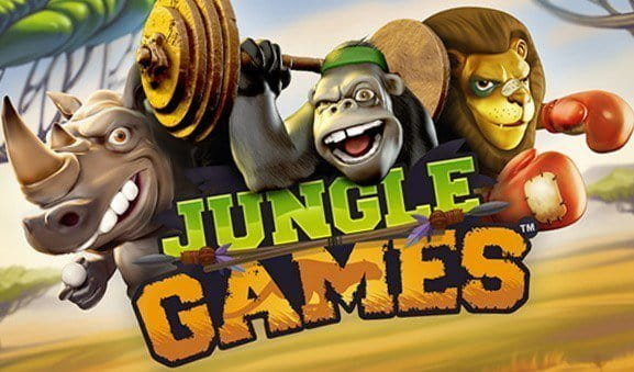 Jungle Games im Internet spielen
