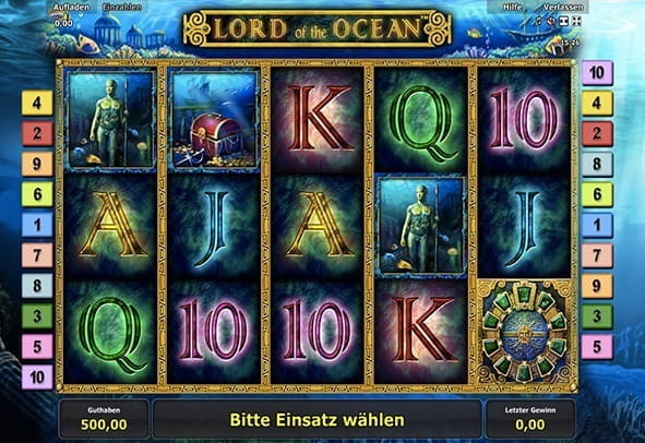 slot games online for free lord of the ocean kostenlos