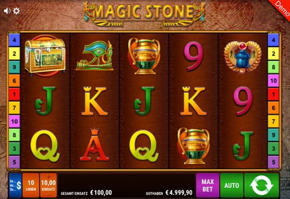 Magic Stone Slot Online