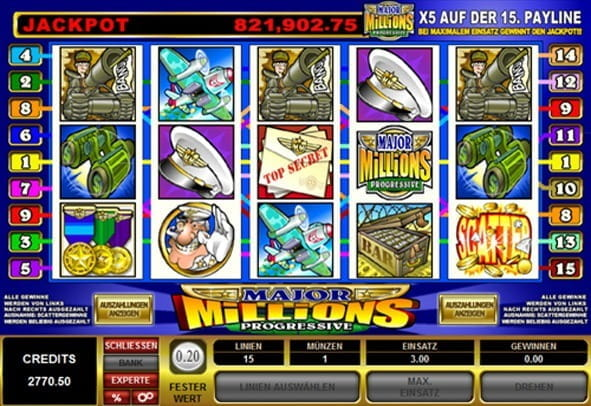 video slots online casinos deutschland