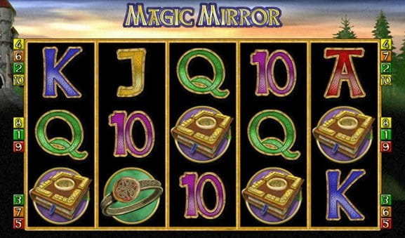 Merkur Magic Mirror Online Version