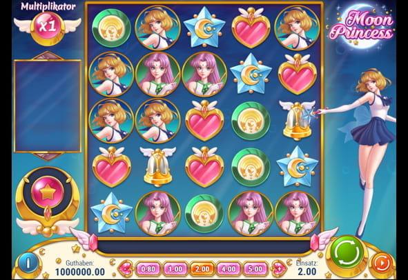 Spiele Moon Palace - Video Slots Online