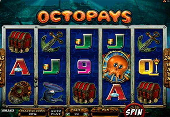 Octopays kostenlos spielen ohne anmeldung