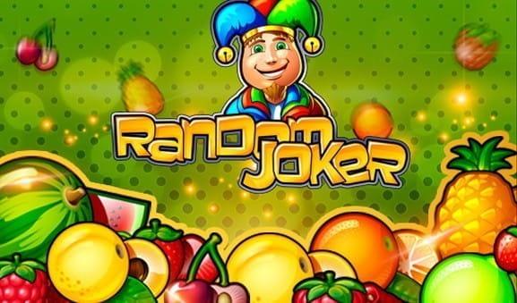 random joker spielen