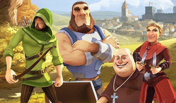 Robin Hood: Shifting Riches Slot im Internet spielen